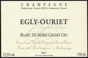 champagne egly ouriet